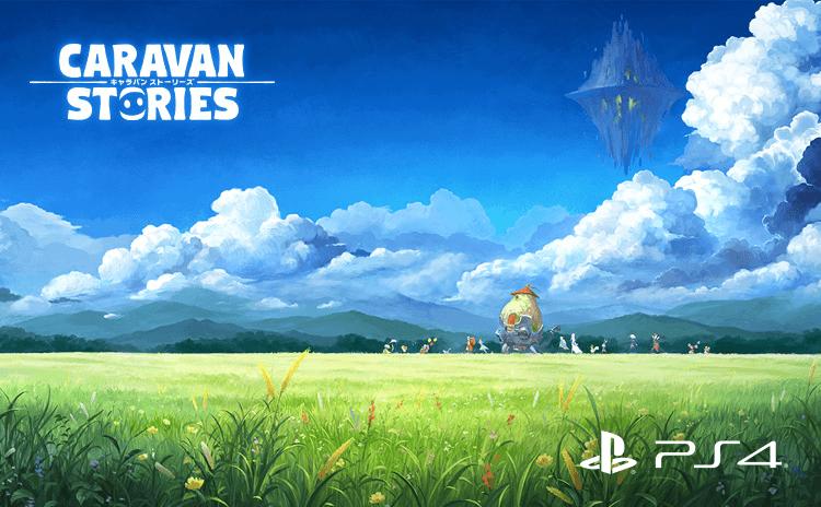 PlayStation®4版 CARAVAN STORIES